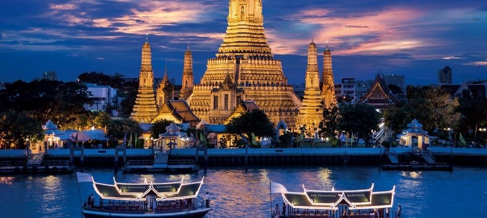 عکس هدر بانکوک