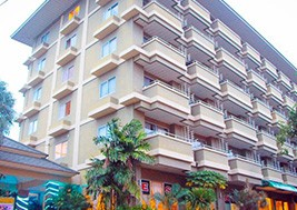 هتل رویال تایکون پاتایا 3 ستاره