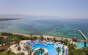 تور کوش آداسی هتل فانتاسیا کوش آداسی 5 ستاره