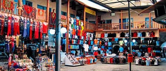 ایکی کاپیلی هان بازار و کروانسرای تاریخی
